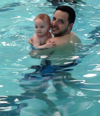 1st Swim Lesson