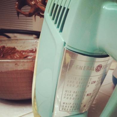 vintage mixer