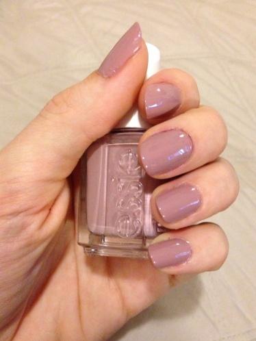 Essie polish-ladylike