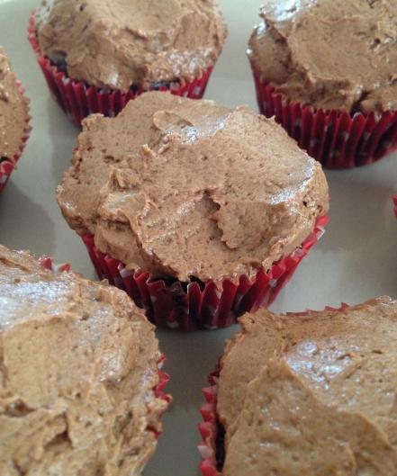Chocolate Paleo Cupcakes