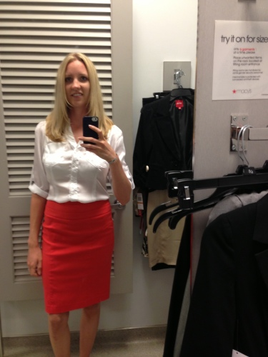 business outfit from Macy's
