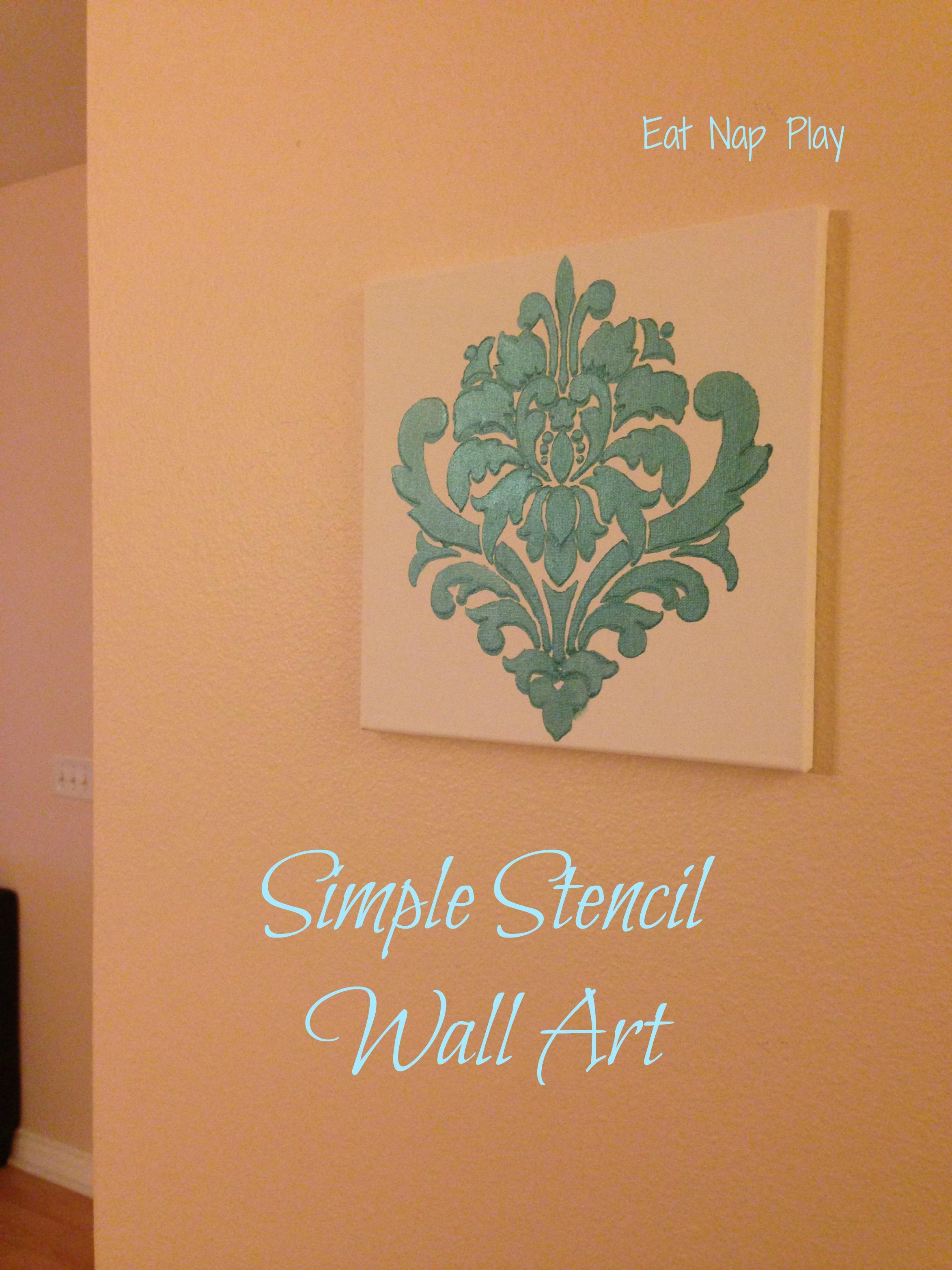 Awesome DIY wall art